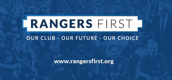 Rangers First