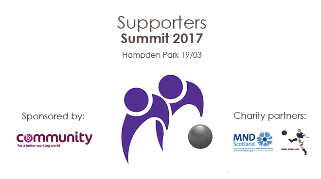 2017 SD Scotland Supporters Summit Roundup